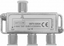 UBB TAP (5-2300MHz)STV328 Series, SATCOM 2 Ways UBB TAP (5-2300MHz)
