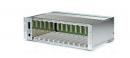 "SIG 7901, Headline 19"" Sub Rack c/w Interconnect Module"