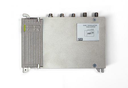 MOD-COFDM Analogue to Digital Modulator