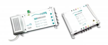 Fibre Transmitter & Quattro Receiver