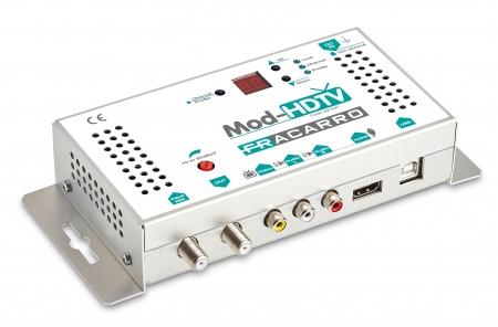 MOD-HDTV, HDMI to DVB-T Standalone Home Digital Modulator